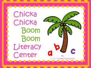 Chicka Chicka Boom Boom1